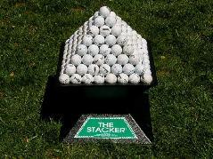 204 golf ball pyramid Maine, 204 golf ball pyramid Idaho