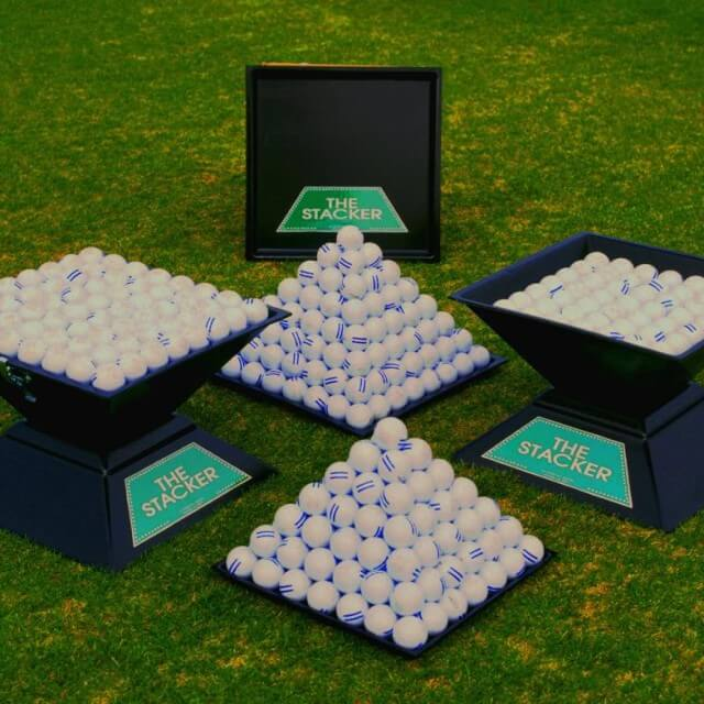 Golf Stacker Pyramid